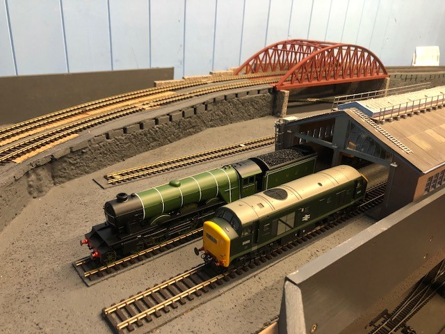 Initial stablemates of the forthcoming Railway Heritage Centre.jpg